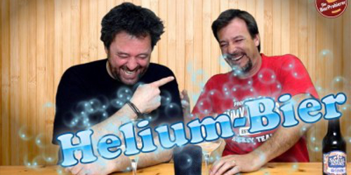 Heliumbier